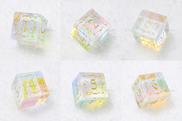 幻想色彩 -ドライアド- 6面サイコロ